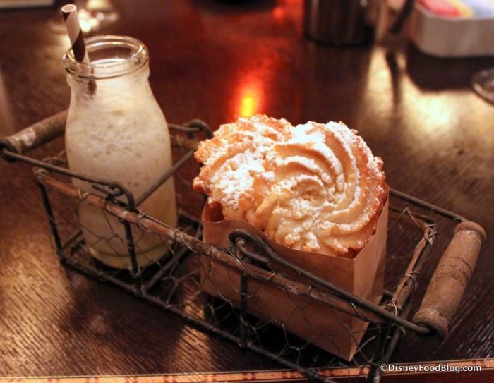 """Childhood"". In Dessert Form, Apparently."