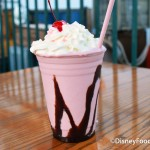 Review: Black Forest Milkshake at Min and Bill's Dockside Diner