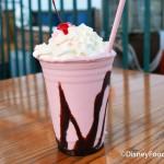 Review: Black Forest Milkshake at Min and Bill's Dockside Diner