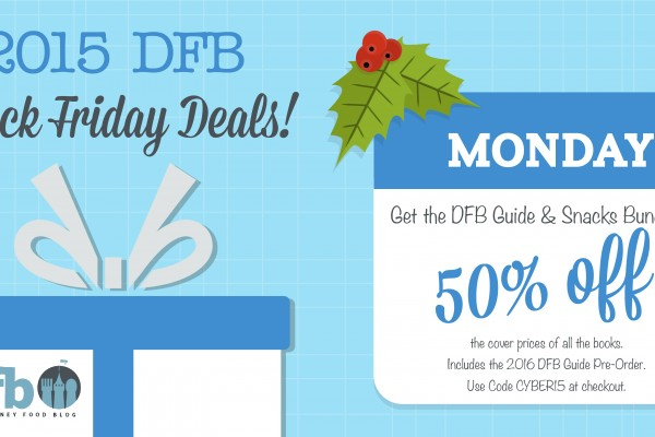 DFB Cyber Monday Sale: DFB Guide + Snacks Bundle for $10 Off!