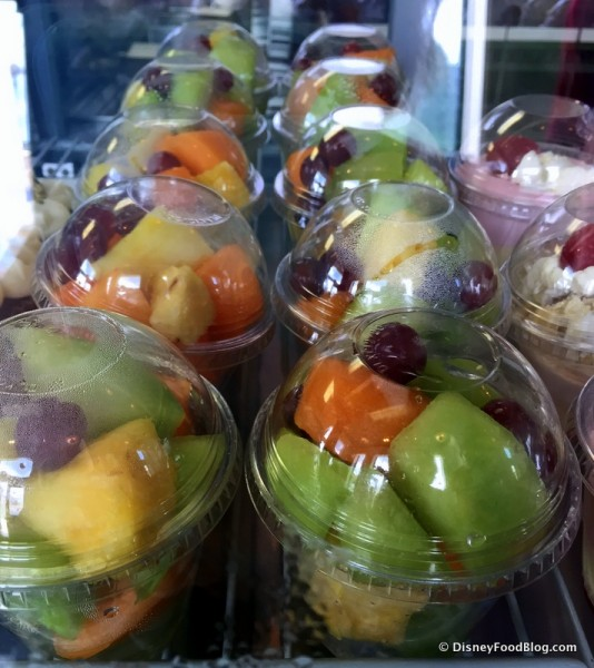 Fresh Fruit Cups