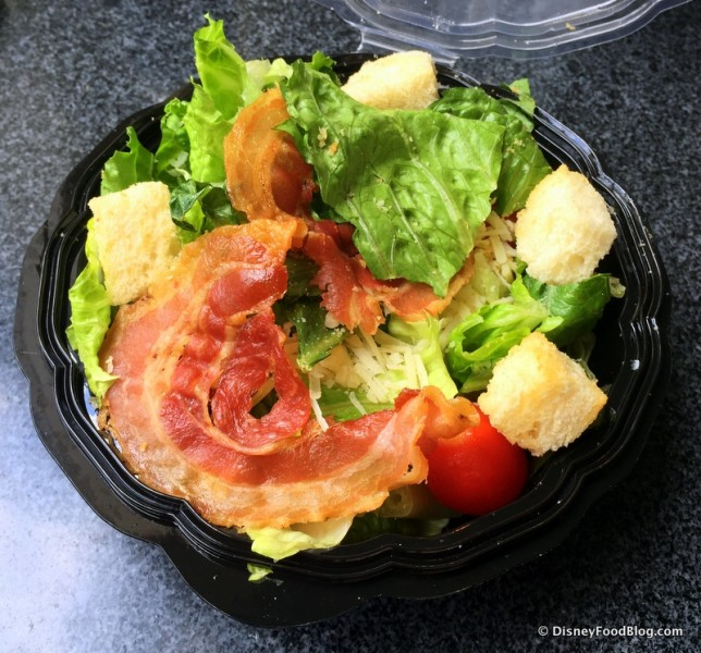 House Salad -- Under the Lid