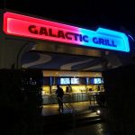 REVIEW! Check Out the Holiday Foods of the FUTURE at Galactic Grill in Disneyland!