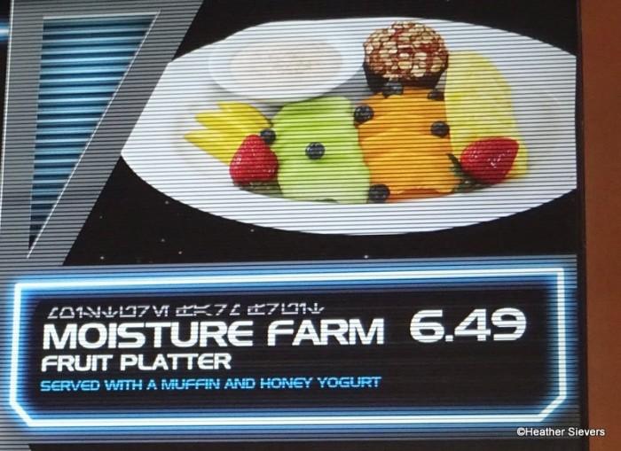 Moisture Farm Fruit Platter
