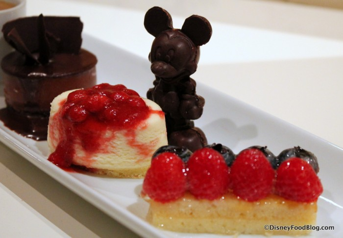 Chocolate Mickey