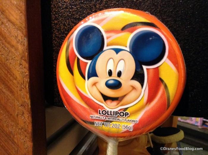 Lollipop Magnet