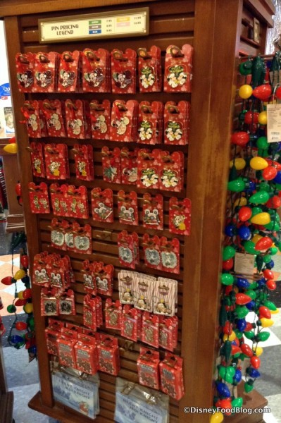 Disney Pins Display