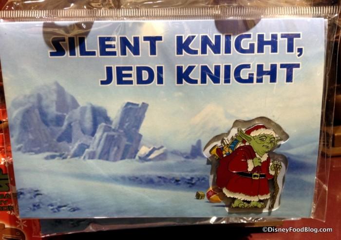 Yoda Holiday Pin