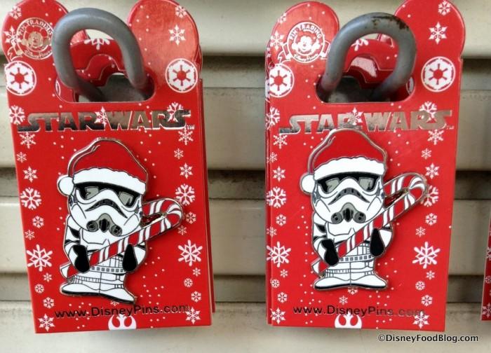 Stormtrooper Holiday Pins
