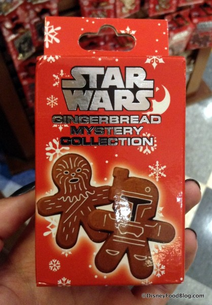 Star Wars Gingerbread Mystery Pins