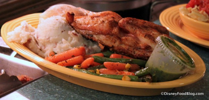 French Quarter Chicken