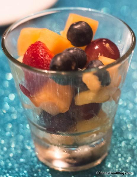 Fruit Cup Appetizer