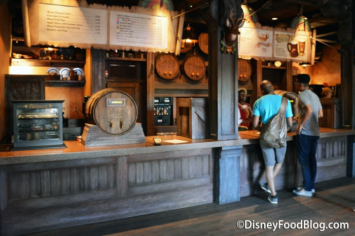 Gaston's Tavern Ordering Area