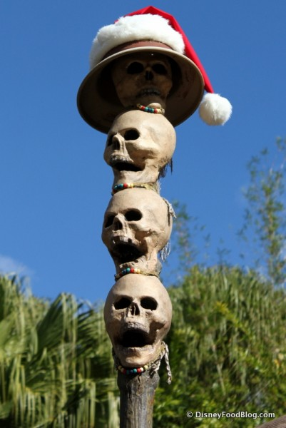 Don't Lose Your Head Though! :-)