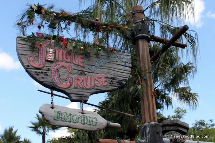 Take a Jingle Cruise!