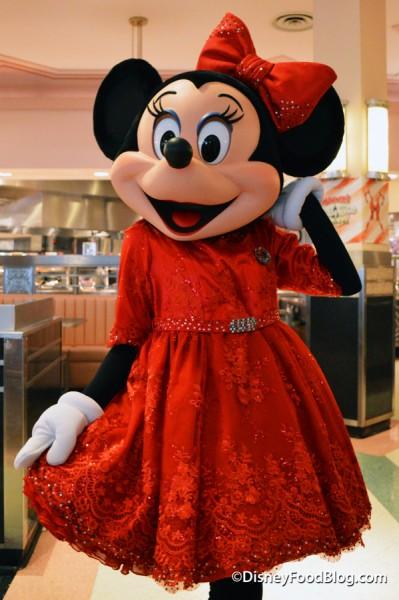 Minnie's Holiday Dine