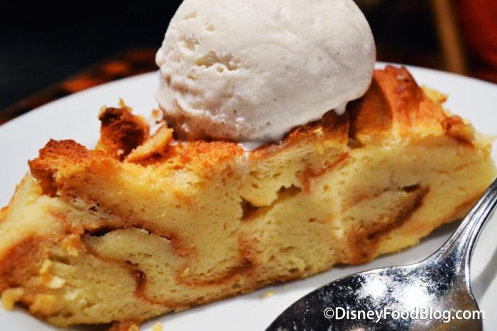 'Ohana Bread Pudding