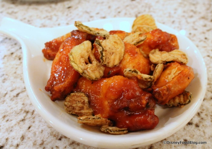 Old South Minorcan Chicken Wings