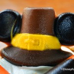 New! Thanksgiving Pumpkin Cupcake with Maple Buttercream Icing in Disney World