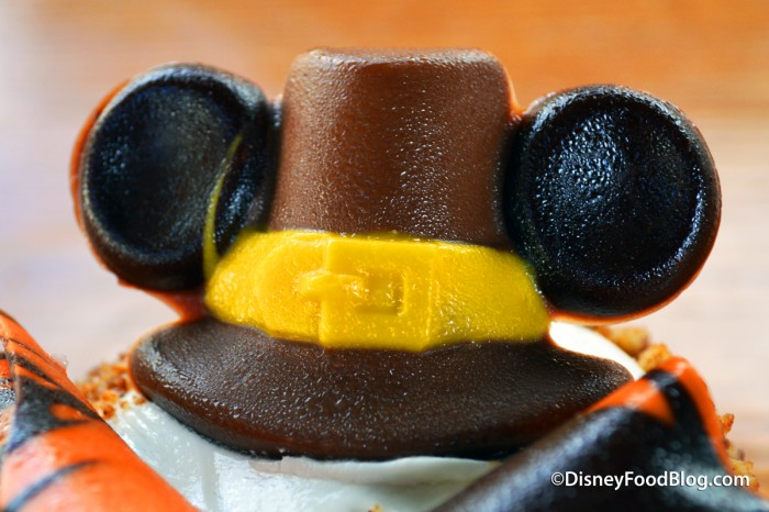 Mickey Mouse Pilgrim Hat