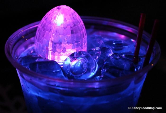 Souvenir Glow Cube