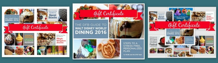 gift certificate graphic