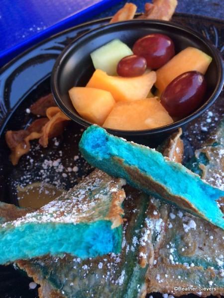 Bright Blue Bread!