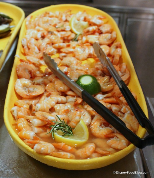 Shrimp and Cocktail Sauce
