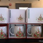 Spotted: 2015 Starbucks Disney Parks Holiday Souvenir Mug