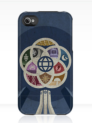 Epcot Center Phone Case