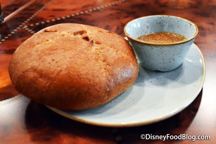 Ambasha Bread With Honey-Infused Dip