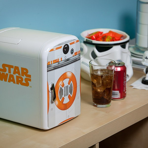 BB8- Mini Fridge