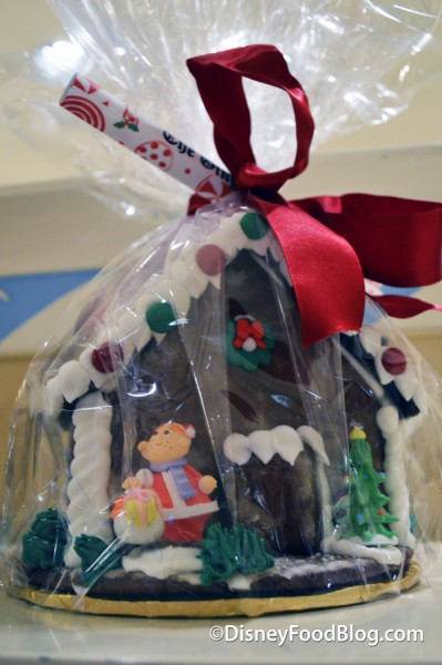 Gingerbread House available for purchase