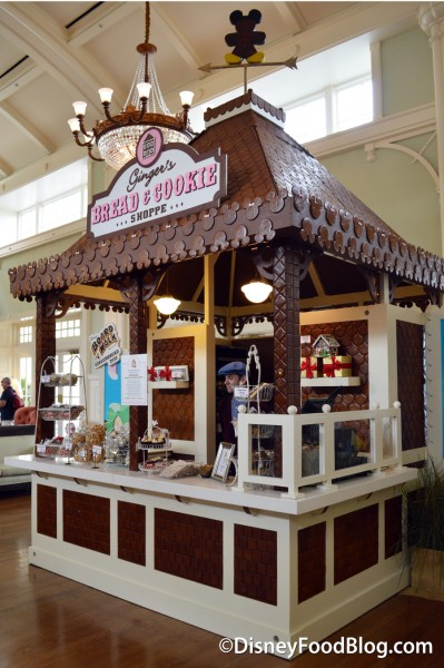 Ginger's Bread and Cookie Shoppe