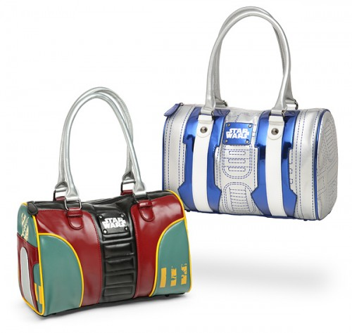 Star Wars Bowler Bags Purses