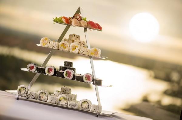 Sushi Offerings for Brunch