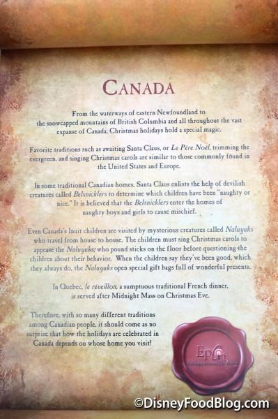 Canada Holidays Around The World
