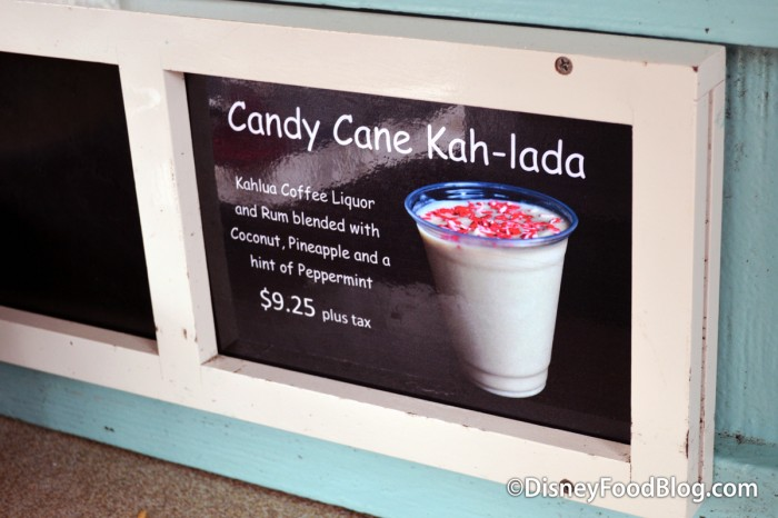 Candy Cane Kah-lada
