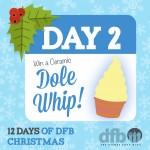 DFB 12 Days of Christmas: Win a Ceramic Dole Whip!