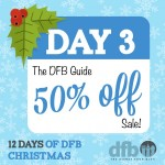 DFB 12 Days of Christmas: 50% Off the DFB Guide to Walt Disney World Dining e-Book