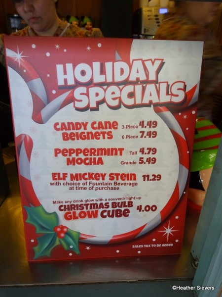 Holiday Specials at The Mint Julep Bar