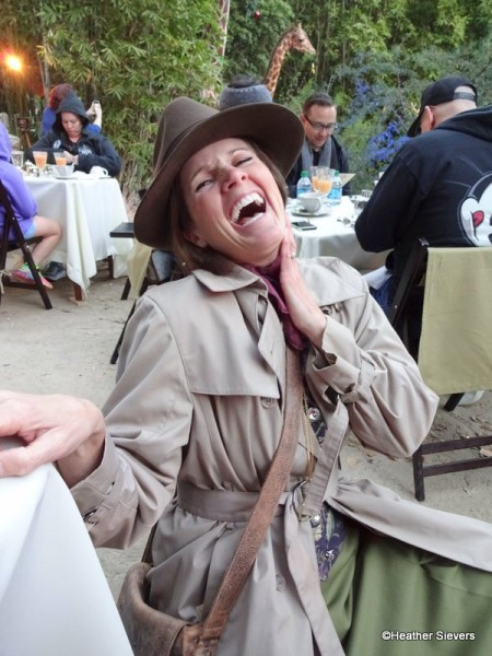 Out Hostess, Edith