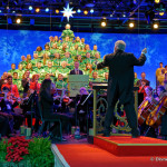 Candlelight Processional Narrator Change for December 24th and 25th at the 2018 Epcot Festival of the Holidays