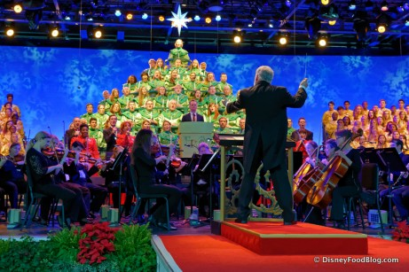 Epcot Candlelight Processional 14-001