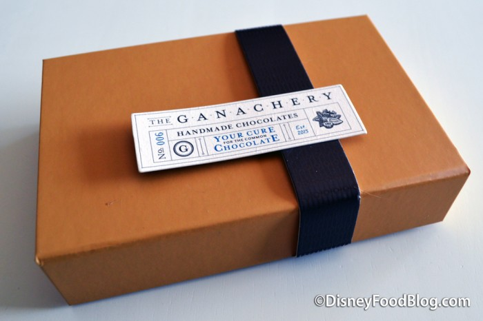 Ganache Box