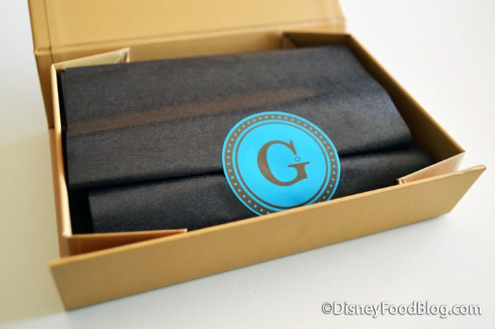 Ganache Box Packaging