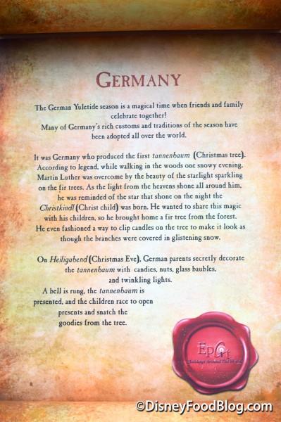Germany's Holidays Around The World