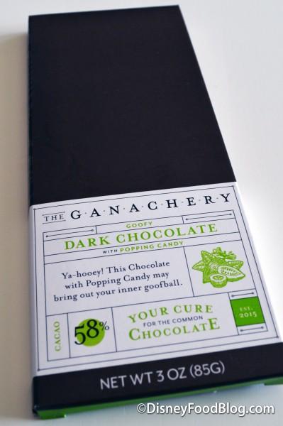 The Goofy Chocolate Bar