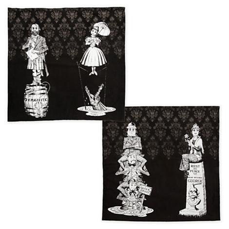 Haunted Mansion Napkin Set