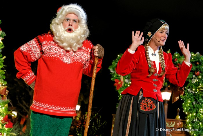 Holiday Storytellers in Norway